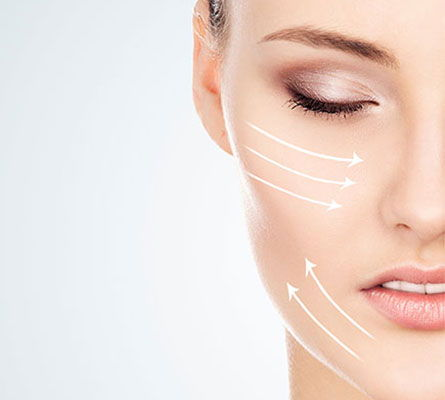 visualisation of Dermaplaning