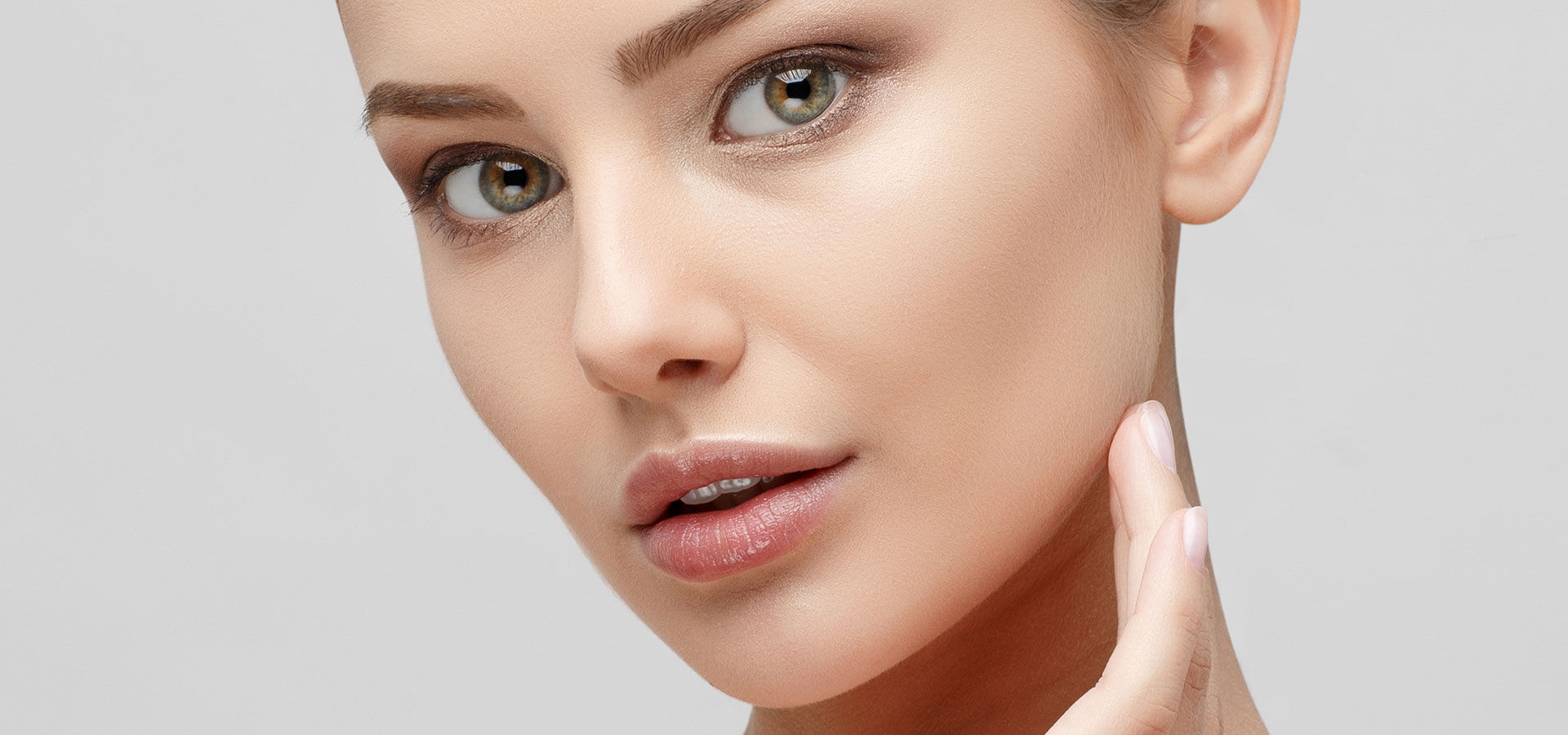 womans face after Collagen Building Chemical Peels