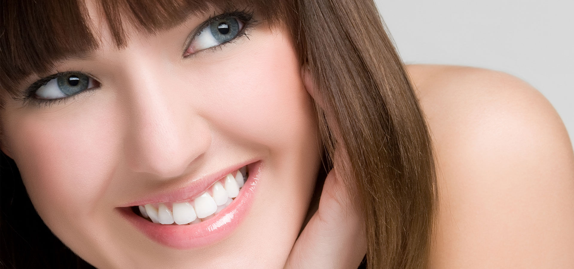 womans face after Fillers for Nasolabial Folds