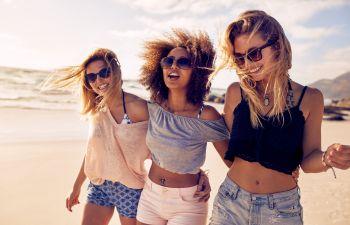 Young Females in the Sun Atlanta GA Atlanta, GA